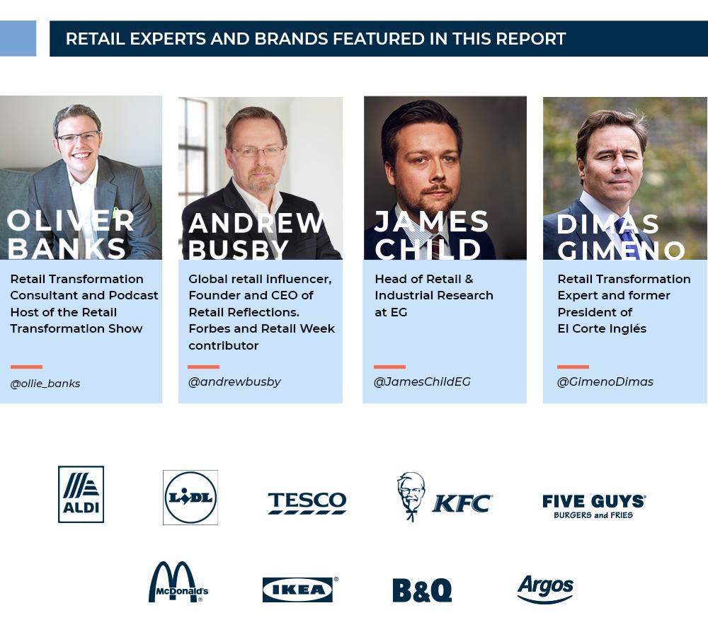 consumer behaviour data retail experts