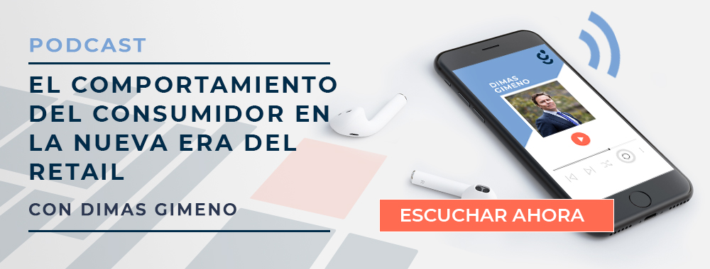 dimas gimeno podcast retail